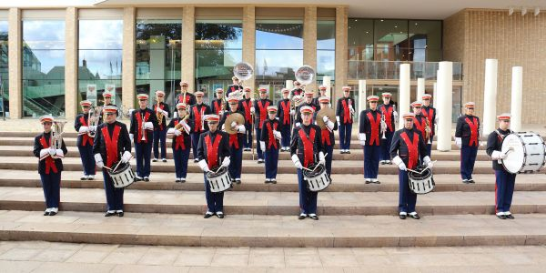 Mercurius Marching Showband Assen