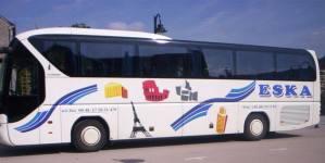 ESKA en bussen